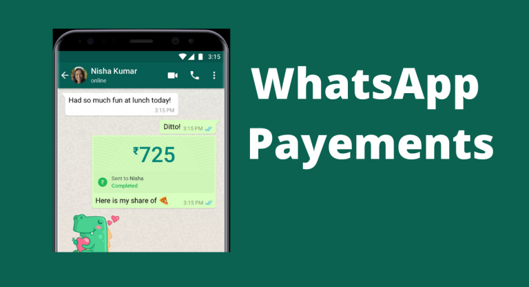 WhatsApp Pay in India Gets Approval from NPCI