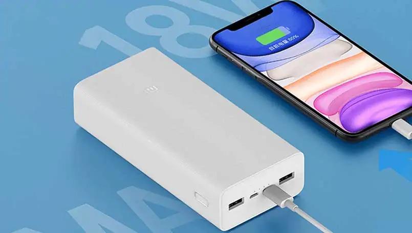Xiaomi Power Bank 30000mAh