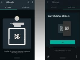 add WhatsApp contacts via qr code, dark mode whatsapp, whatsapp, whatsapp web