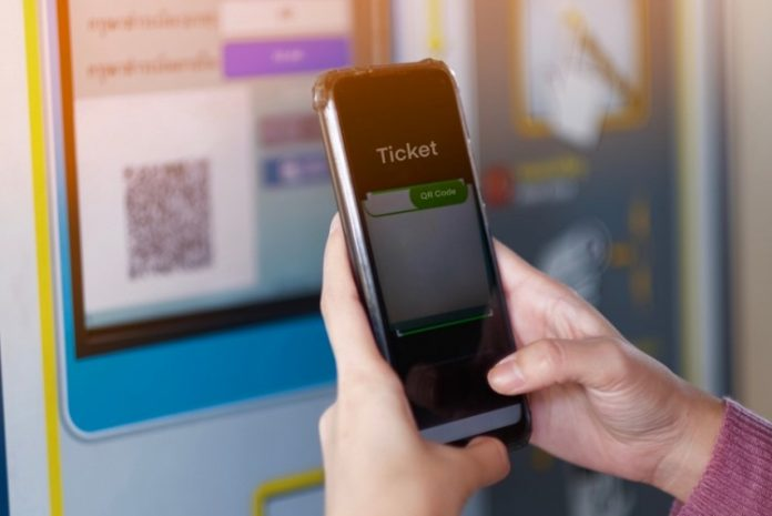 Indian Railway adds QR Code to tickets