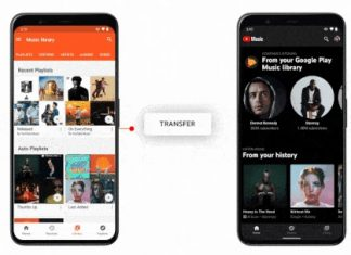 Transfer from Google Play Music to Youtube Music