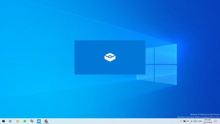 How to run Software safely on Windows 10 Sandbox