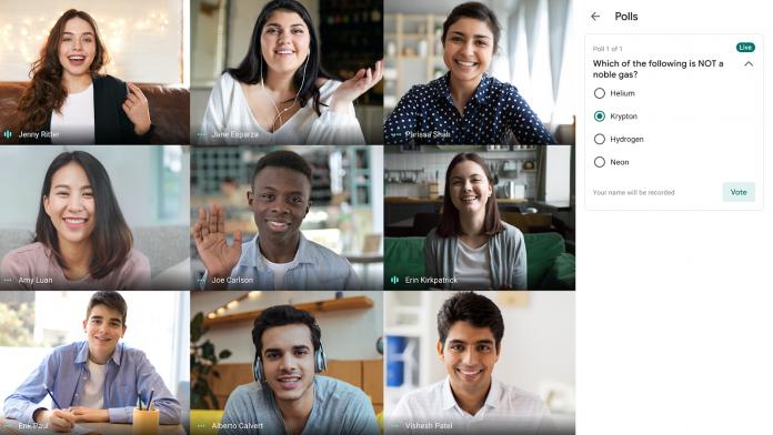 Google Meet, Google Classroom, Google Meet and Classroom new features, Google Meet Blur Backgrounds