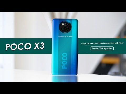 POCO X3 NFC launch in India